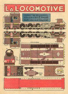 dec la locomotive Train