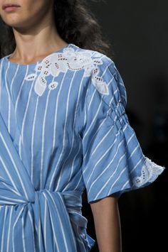 Fashion Inspiration - Jonathan Simkhai Spring 2018NYFW Fashion Show Spring...  https://flashmode.co/fashion/fashion-inspiration-jonathan-simkhai-spring-2018nyfw-fashion-show-spring-2/  #Fashion