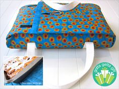 Wrap-and-Go Quilted Casserole Carrier | Sew4Home