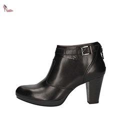 Chaussures à fermeture éclair Nero Giardini noires fille gXzVHPlE