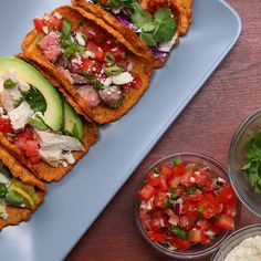 Cauliflower Tortilla Tacos
