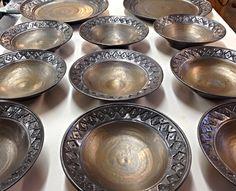 Custom Tableware. Mark Strayer, North Star Pottery