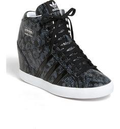Main Image - adidas 'Basket Profi' Hidden Wedge Sneaker (Women)