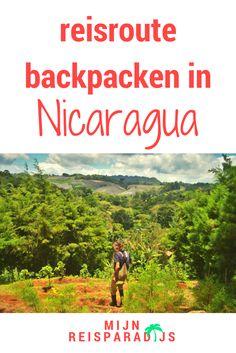 Reisroute 2 weken backpacken in Nicaragua | Mijn Reisparadijs