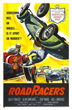 Road Racers Movie Poster 13x19 Photo Print | Etsy