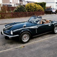 1977 TRIUMPH SPITFIRE 1500 BLUE in Cars, Motorcycles & Vehicles, Classic Cars, Triumph   eBay