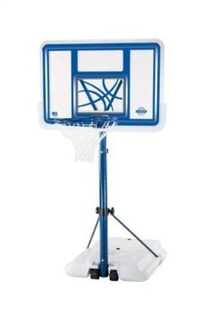 Pool Basketball Hoop Goal Net Games Sports Backboard Poolside Swimming Water New… Pool Basketball, Basketball Systems, Basketball Goals, System 44, Net Games, Outdoor Play, Clear Acrylic, Swimming Pools