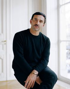 Designer Riccardo Tisci on His Favorite Things