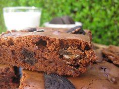O Bolinho de Sábado: Brownie de Oreo