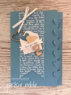 Jackie Noble | creativejax.co.nz February 2017 CTC114-Sending Love Sealed with Love Love Notes Birthday #stampinup #CTC114 #creativejax