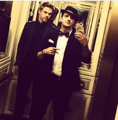 Derek & Mark! 2014