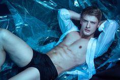 Model : Renan Corbani Photographer : Karine Yasmine