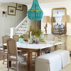 Dining Room White Table Top With Wood Legs Design, Pictures, Remodel, Decor and Ideas - page 6