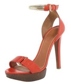 object of desire number 2. lanvin. also, THE color of 2012 - tangerine tango