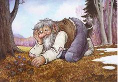 Trolls illustrator Rolf Lidberg