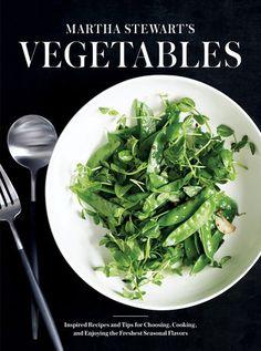 Martha Stewart's Vegetables by Editors of Martha Stewart Living…