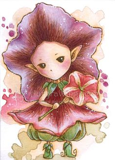 Petunia Sprite by aruarian-dancer on DeviantArt
