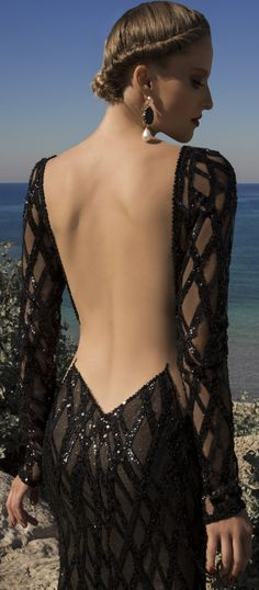 It's all about the lace. Meteor from the MoonStruck collection #galialahav