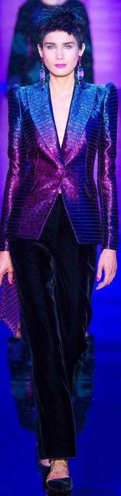 Armani Privé Fall 2015 Couture
