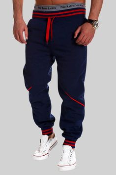 This item is shipped in 48 hours, including the weekends. These men's sweatpants combine loose with the comfort of a jogging pant. while the full front pockets provide added convenience. the material