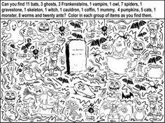 halloween printables and activities