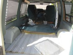 Van Murphy Bed See More Cargovan Removing The Interior Of A Dodge B 250 Making It Ready For