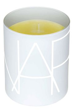 Adore the scent of this Nars 'Oran' candle. The aroma of gardenias creates a Hawaiian vibe. Love it!