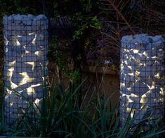 Rock garden lights