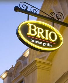 Love Brio...located at Southlake TX.........the hour wait was worth it!