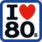 As 100 melhores músicas dos anos 80