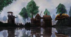 Seyda Neen - Morrowind Zsolt Bede
