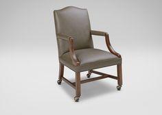 Clarke Leather Desk Chair