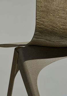 Christien Meindertsma designs fully biodegradable chair using flax