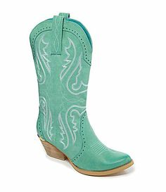 So far, these are in the top running of boots I want for Christmas!  Volatile Raspy Western Boots