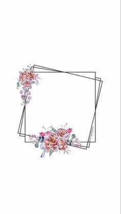 Arco Floral, Foto Frame, Grafic Art, Kids Graphics, Anniversary Logo, Insta Icon, Story Instagram, Floral Logo, Instagram Highlight Icons