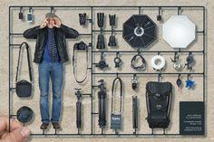 The Photoholic Construction Kit by John Wilhelm, via 500px