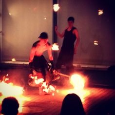 @stanleysview: Dancing on fire.  #fire #dance #art #perform #awesome #Kaohsiung #taiwan #stanleysview