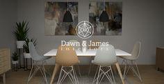 Dawn & James | E-Design For Everyone #interiordesign #edesign #nz #homedecor #diningroomideas #homedecorideas #eames