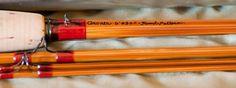 Aroner, Marc -- 6' 3/2 3wt Hunt Pattern Bamboo Rod