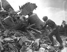 Normandie, 1944