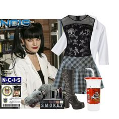 A fashion look from May 2014 featuring CO tops, Lab coats and Demonia boots. Browse and shop related looks.