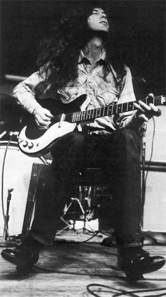 Jimmy Page c.1970s