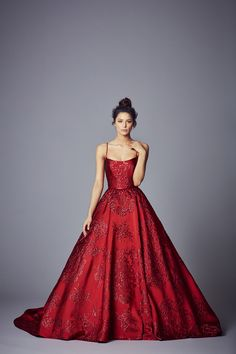 luxurious red dress Elegant bespoke designer evening wear dresses for ladies and women by Suzanne Neville Red Ball Gowns, Ball Dresses, Evening Dresses, Prom Dresses, Afternoon Dresses, Flapper Dresses, Dress Prom, Midi Dresses, Dresses Elegant