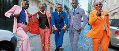 みなさん、おしゃれは好きでしょうか?お洋服はお金をかけだしたらキリがない趣味(?)のひとつですが、コンゴには世界一見栄っ張りでお洒落だと言われる『サプール』という集団が存在するのです!