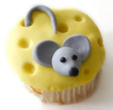 muis in kaas muis in kaas muis in kaas muis in kaas muis in kaas muis in kaas Fondant Cupcakes, Baking Cupcakes, Fun Cupcakes, Cupcake Cookies, Cupcake Recipes, Cupcake Tier, Cupcakes Decorados, Animal Cupcakes, Novelty Cakes