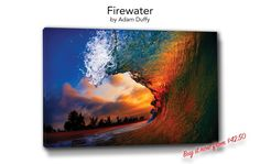 You searched for firewater Canvas Art, Canvas Prints, Perfect Christmas Gifts, Duffy, Contemporary Artists, Aud, Australia, Free Shipping, Printed