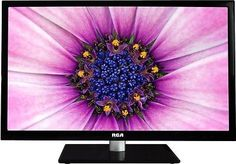 cool RCA 32 Class 720p 60Hz LED HDTV with Built-in DVD Player NEW - For Sale