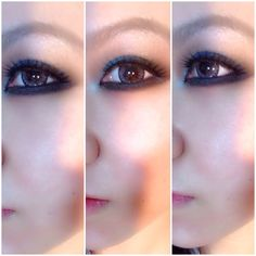 my eyes #mua #partymakeup #urbandecay #makeupartistjakarta #fashionstyle #smokeyeyes #loveit #makeup #girl #asian #beauty #makeupartist #mac #muaindonesia #bridaljakarta #jakartamua #chineseeyes