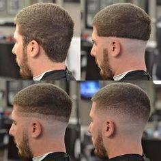Master class des coupes de cheveux pour hommes Г krasnodar