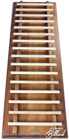 jeu du palet fabriquer diy shuffleboard game jeux en bois pinterest gibier comment. Black Bedroom Furniture Sets. Home Design Ideas